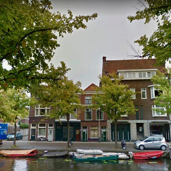Boomsluiterkade 41:42 Den Haag Plein 1813 OG renovatie woning