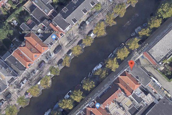 Te koop na renovatie Boomsluiterkade 41-42 Den Haag